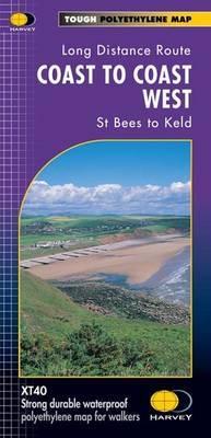 Coast to Coast West XT40: St Bees to Keld: Pt. 1, 2
