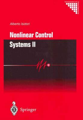 Nonlinear Control Systems: v. 2