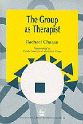 The Group as Therapist