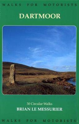 Walks for Motorists Dartmoor: 30 Walks with Sketch Maps