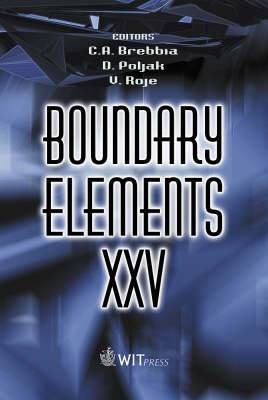 Boundary Elements: International Conference Proceedings: 25th