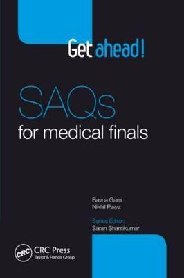 Get Ahead SAQs for Medical Finals