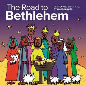 The Road to Bethlehem Mini Book