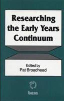Researching the Early Years Continuum
