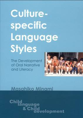Culture-Specific Language Styles Develop