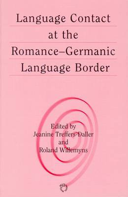 Language Contact at the Romance-Germanic Language Border