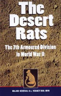 The Desert Rats: The 7th Armoured Division in World War II