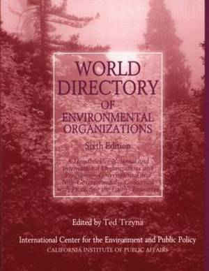 World Directory of Environmental Organizations