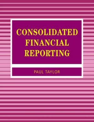 Consolidated Financial Reporting
