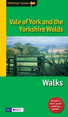 Pathfinder Vale of York and the Yorkshire Wolds: Walks