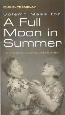 Full Moon in Summer