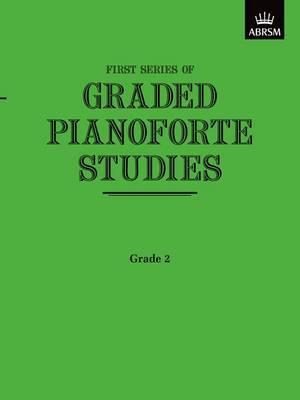 Graded Pianoforte Studies, First Series, Grade 2 (Elementary)