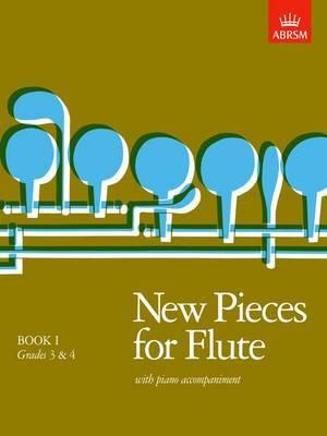 New Pieces for Flute, Book I: (grades 3-4)