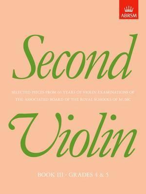 Second Violin, Book III: (grades 4-5)