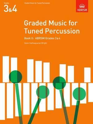 Graded Music for Tuned Percussion, Book II: (Grades 3-4)