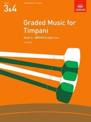 Graded Music for Timpani, Book II: (grades 3-4)