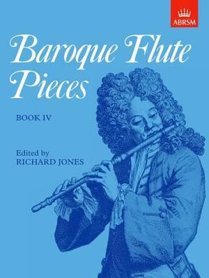 Baroque Flute Pieces, Book IV