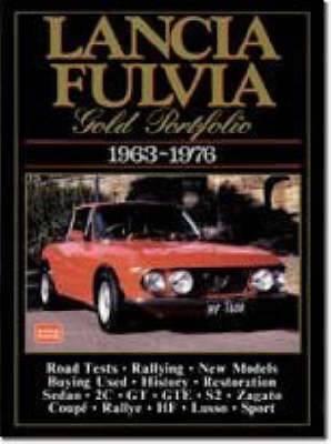 Lancia Fulvia Gold Portfolio, 1963-76
