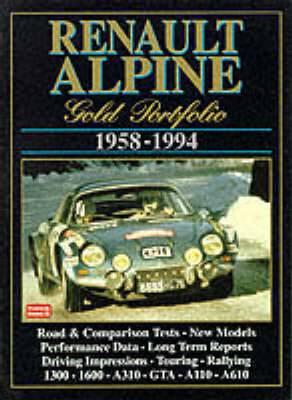 Renault Alpine Gold Portfolio: 1958-1994