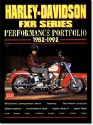 Harley-Davidson FXR Series Performance Portfolio, 1982-92