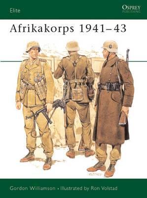 Afrika Korps, 1941-43