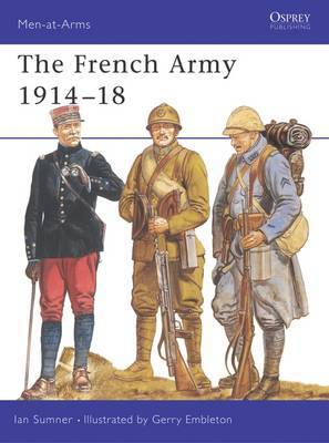 The French Army, 1914-18