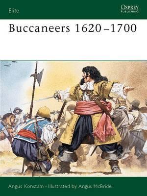 Buccaneers, 1620-1690