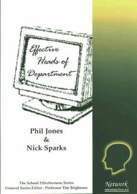 Effective Heads of Department