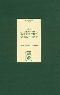 Las Obras en Verso del Principe de Esquilache: Amateurismo y Conciencia Literaria