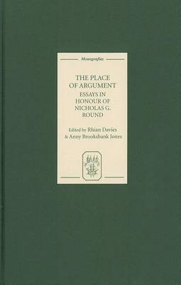 The Place of Argument: Essays in Honour of Nicholas G. Round