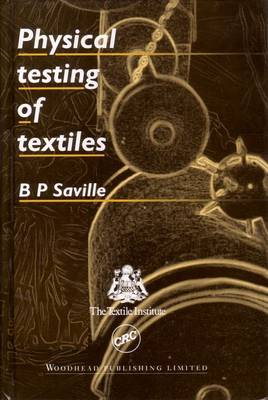 Physical Testing of Textiles
