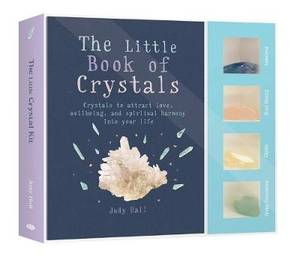 The Little Crystal Kit: Crystals to attract love, wellbeing and spiritual harmony into your life