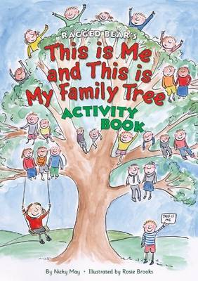 This is Me and This is My Family Tree: Multi-activity Book