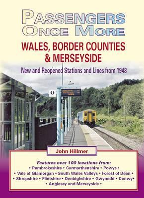 Wales, Border Counties and Merseyside
