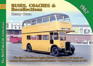 No 48 Buses, Coaches & Recollections 1967: 1967