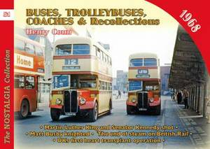 No 51 Buses, Trolleybuses & Recollections 1968: 1968