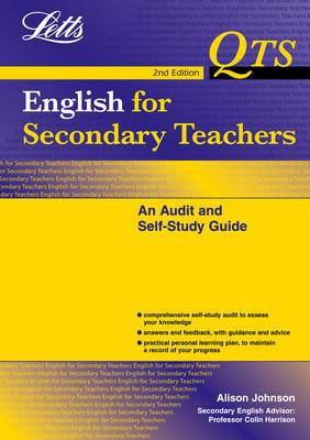 English for Secondary Teachers: An Audit and Self Study Guide