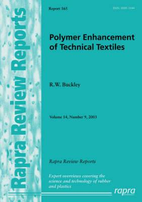 Polymer Enhancement of Technical Textiles: v.14, No.9
