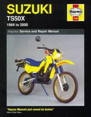 Suzuki TS 50X (1984-99) Service and Repair Manual