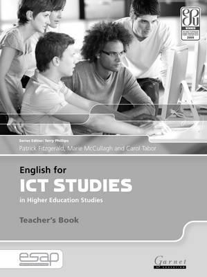 English for Information & Communication Technologies TeacherBook