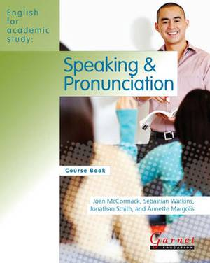 English for Academic Study: Speaking & Pronunciation American Edition Course Book with Audio CDs - Edition 1