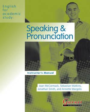 Speaking & Pronunciation