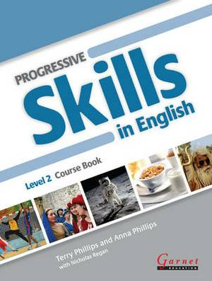 Progressive Skills in English - Course Book Level 2 - With DVD and Audio CDs