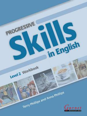 Progressive Skills in English - Workbook Level 2 - With Audio CD