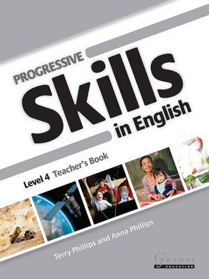 Progressive Skills in English - Course Book - Level 4 with Audio DVD & DVD
