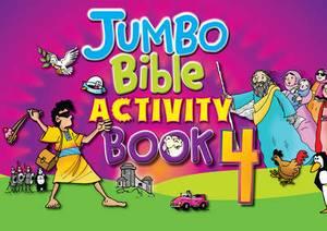 Jumbo Bible Activity: Book 4