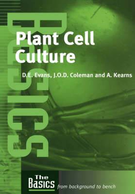 Plant Cell Culture: The Basics
