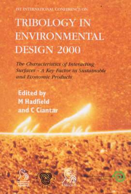Tribology in Environmental Design