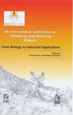 Climbing and Walking Robotics: CLAWAR: 2001