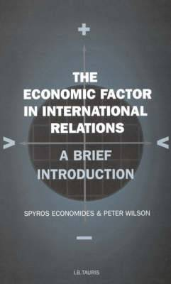 The Economic Factor in International Relations: A Brief Introduction: v. 19